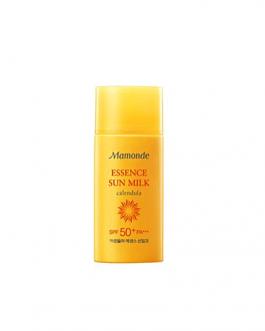 Mamonde Calendula Essence Sun Milk SPF50+ PA++