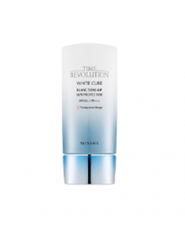 Missha Time Revolution White Cure Blanc Tone-up Sun Protector