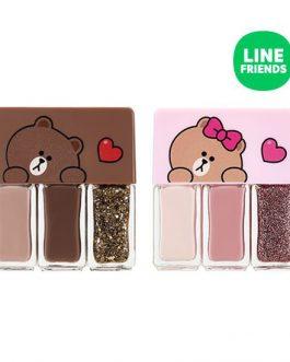 Missha Self Nail Salon Nail Kit (Line Friends Edition)