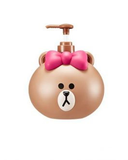 Missha BODYWASH MORINGA (Line Friends Edition)