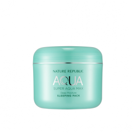 Nature Republic Supar Auqa Deep Moisture Sleeping Pack