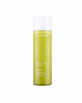 Nature Republic White Vital Floral Emulsion