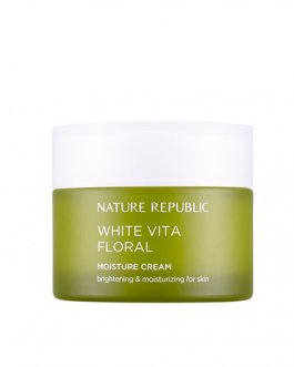 Nature Republic White Vital Floral Cream