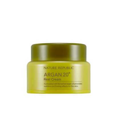 Nature Republic Argan 20's Real Cream