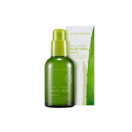 Nature Republic Real Sqeeze Aloe Vera Essence