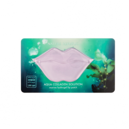 Nature Republic Aqua Collagen Solution Marin Hydrogel Lip Patch