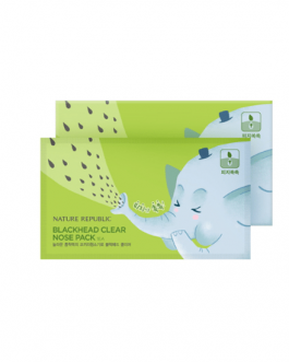Nature Republic Blackhead Clear Nose Pack