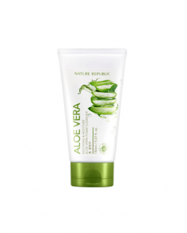 Nature Republic Soothing&Moisture Aloe Vera Foam Cleanser