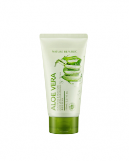 Nature Republic Soothing&Moisture Aloe Vera Cleansing Gel Cream