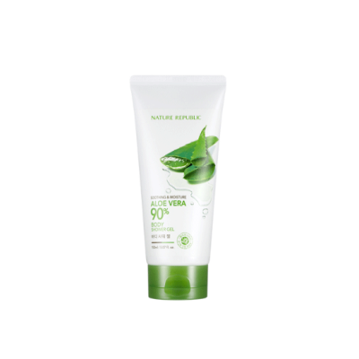Nature Republic Soothing&Moisture Aloe Vera 90% Body Shower Gel