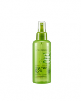 Nature Republic Soothing&Moisture Aloe Vera 92% Soothing Gel Mist