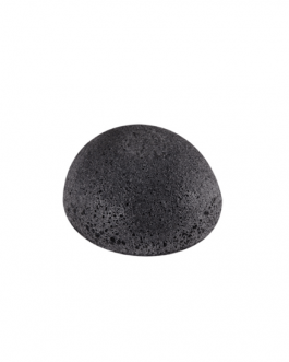 Nature Republic Vegetable Konjac Cleansing Puff – Charcoal