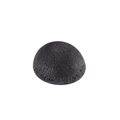 Nature Republic Vegetable Konjac Cleansing Puff - Charcoal