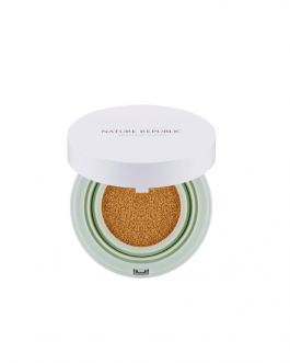 Nature Republic Provence Air Skin Fit Oil Control Cushion SPF50+/PA+++