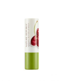Nature Republic Natural Butter Lip Balm