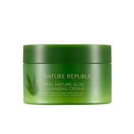 Nature Republic Real Nature Cleansing Cream (Aloe)
