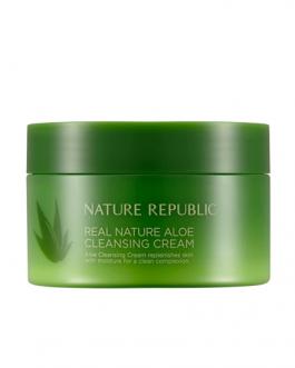 Nature Republic Real Nature Cleansing Cream (Aloe)