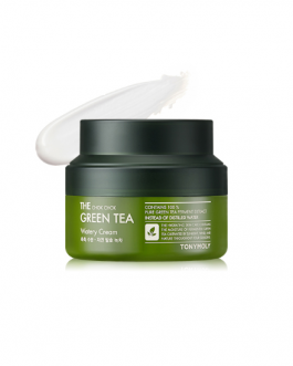 TONYMOLY The CHOK CHOK Green Tea Moist Cream