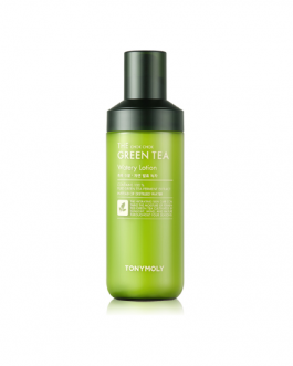 TONYMOLY The CHOK CHOK Green Tea Moist Lotion