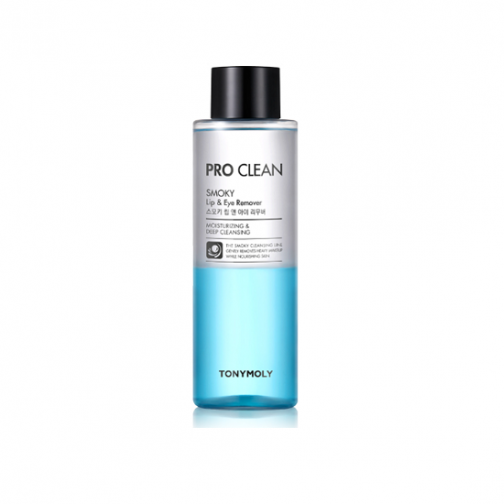 TonyMoly Pro Clean Smoky Lip & Eye Remover 250ml