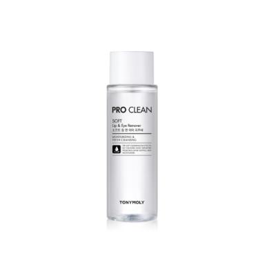 TonyMoly Pro Clean Soft Lip & Eye Remover 100ml