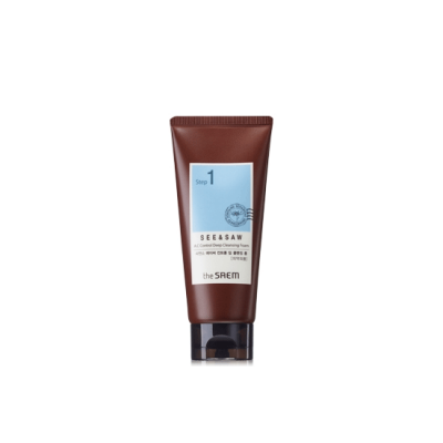 the SAEM See & Saw A.C Control Deep Cleansing Foam