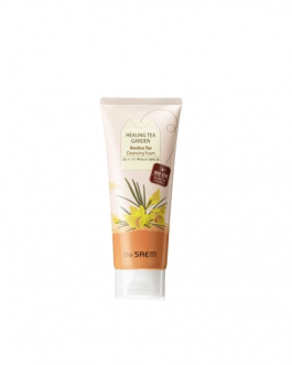 the SAEM Healing Tea Garden Rooibos Cleansing Foam