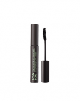 the SAEM Eco Soul Powerproof Gel Mascara – Volume & Curling