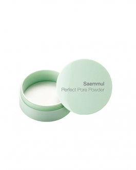 the SAEM Saemmul Perfect Pore Powder