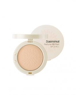 the SAEM Sammul perfume BB pact SPF25 PA++