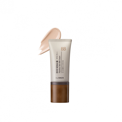 the SAEM Eco Soul Flawless Skin BB Cream - 02 Natural Beige