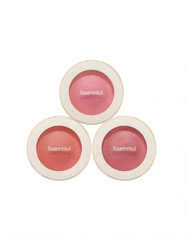 the SAEM Saemmul Soft Jelly Blusher