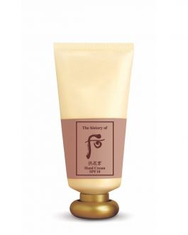 The Whoo Gongjinhyang Hand Cream SPF10,