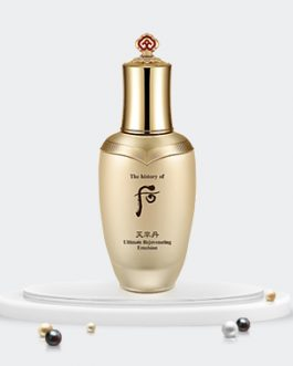 The Whoo Cheonyuldan Ultimate Rejuvenating Emulsion
