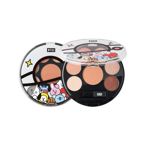 VT BT21 EYESHADOW PALETTE - 02 MOOD INDIGO