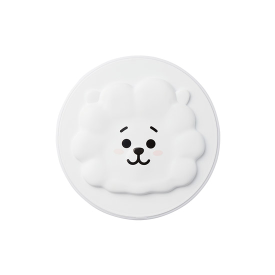 VT BT21 REAL WEAR COVER CUSHION