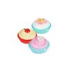 Holika Holika Dessert Time Lip Balm - No.6 Lemon Cupcake