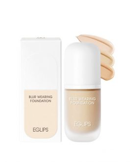 Eglips Blur Wearing Foundation SPF30/PA++