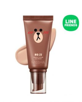 Missha M Perfect Cover B.B Cream (Line Friends Edition)