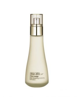 SUM 37 Time energy Skin Resetting Softening Emulsion