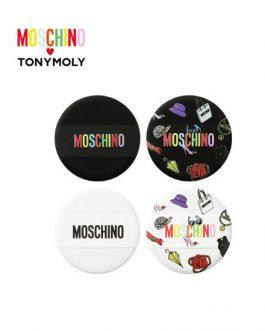 Tonymoly Puff Set (MOSCHINO)
