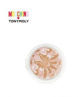 Tonymoly Chic Skin Essence Pact Refill SPF50+PA+++(MOSCHINO)
