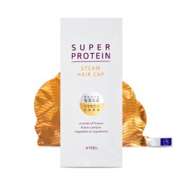A'PIEU Super Protein Steam Hair Cap