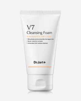 Dr. Jart V7 Cleansing Foam