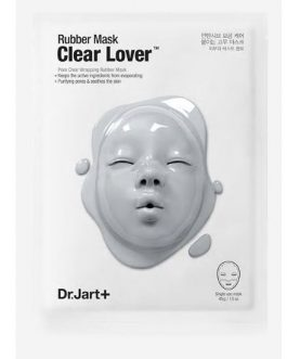Dr. Jart Dermask Rubber Mask Clear Lover