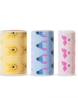 Etude House Happy With Piglet Hair Roll Set