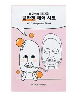 Etude House Wrinkles 0.2 Collagen  Air Sheet