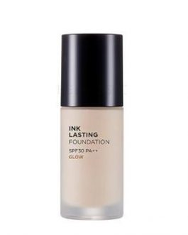 The Face Shop Ink Lasting Foundation Glow SPF 30 /Pa++