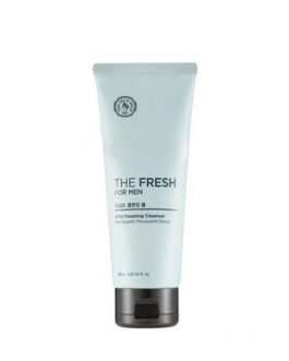 The FACE Shop The Fresh For Men Hydrating Mild Cleansing Foam