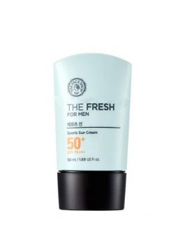 The FACE Shop The Fresh For Men Sports Sun Cream SPF50+ PA+++